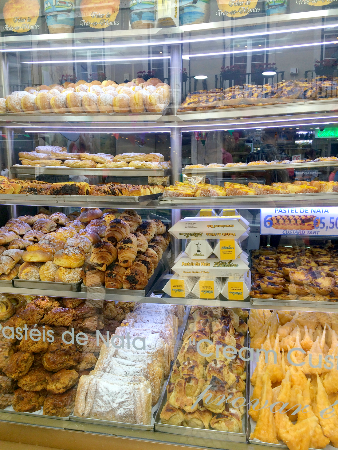 2. Portugal food