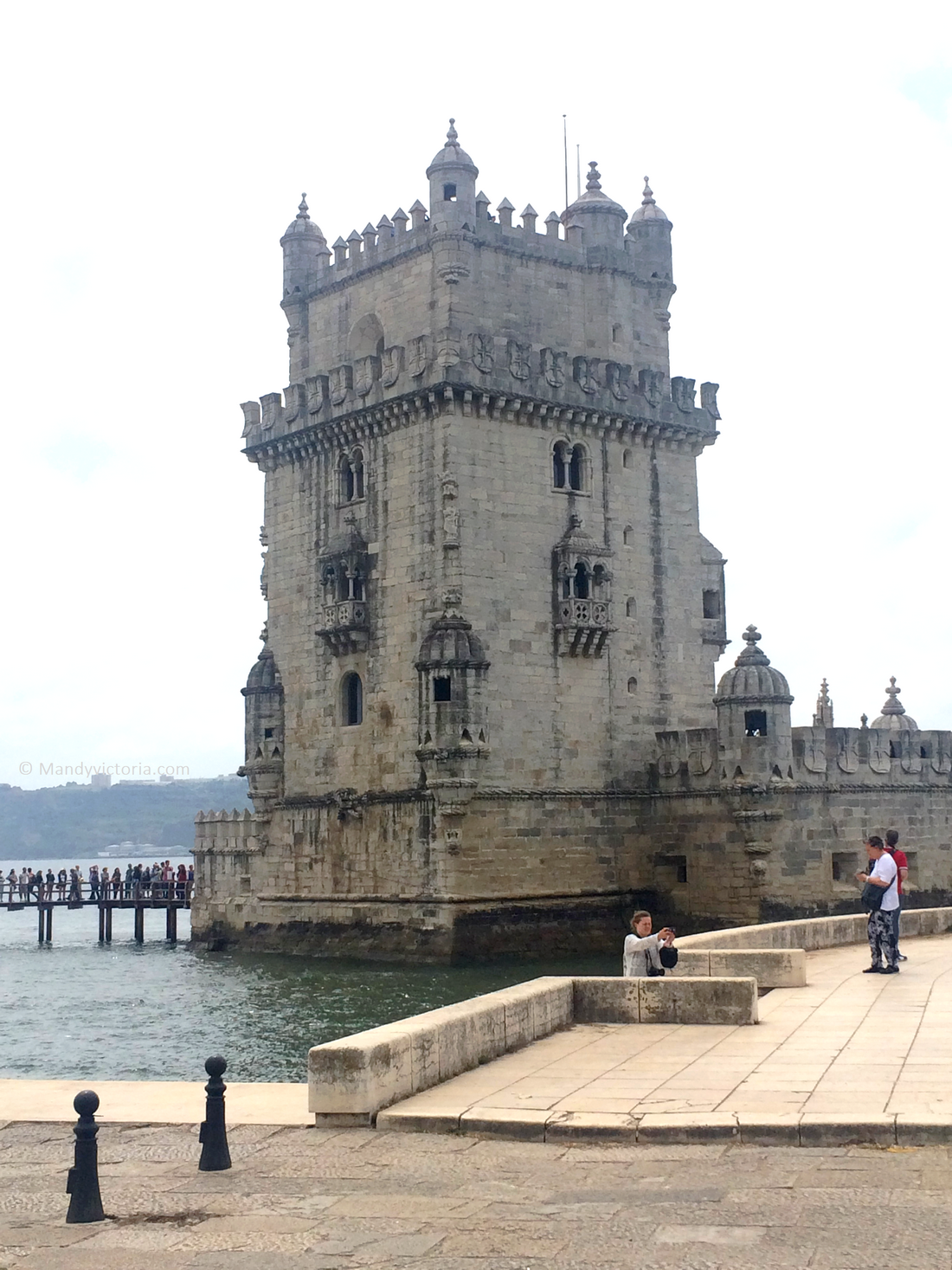 3. torre belem picture by mandyvictoria