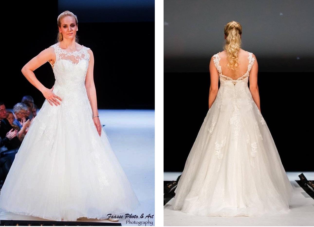Yvette Dress Le Michel FFF15