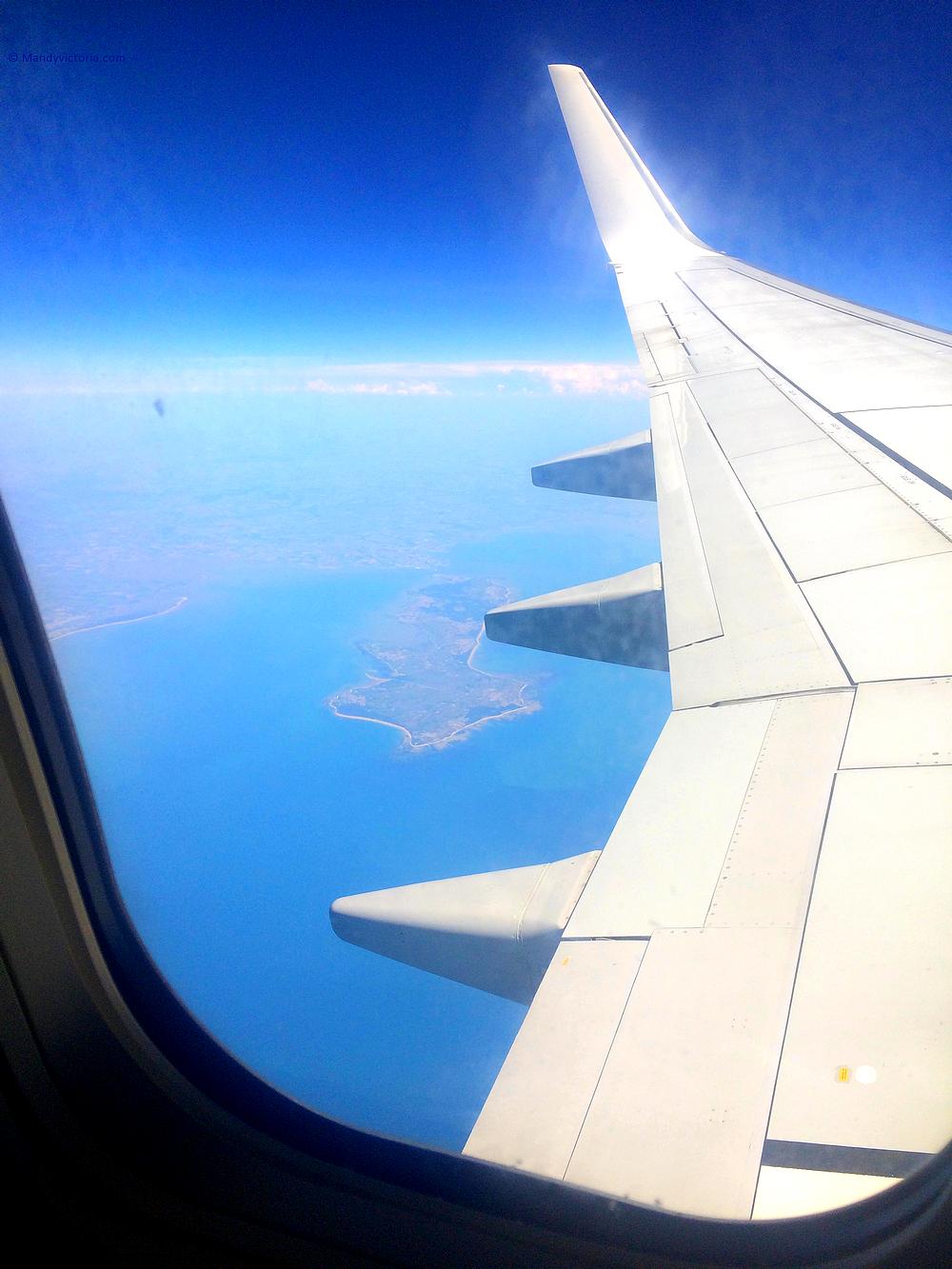 1 Plane cote d'azur spain france copyright mandyvictoria